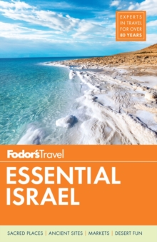 Image for Fodor's Essential Israel