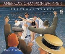 Image for America's Champion Swimmer : Gertrude Ederle