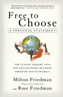 Image for Free to Choose : A Personal Statement