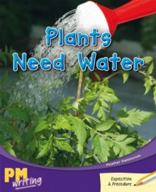 Image for Plants Need Water