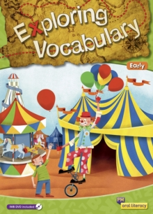 Image for PM Oral Literacy Exploring Vocabulary Early Big Book