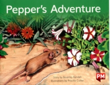 Image for PM GREEN PEPPERS ADVENTURE PM STORYBOOKS