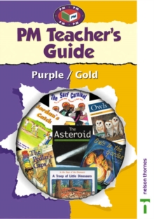 Image for PM Purple/Gold Teacher's Guide
