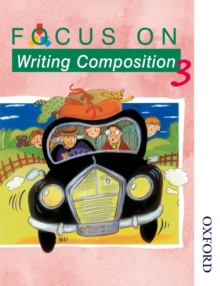 Image for Focus on Writing Composition - Pupil Book 3
