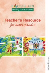 Image for Focus on Writing Composition - Teacher's Resource for Books 1 and 2