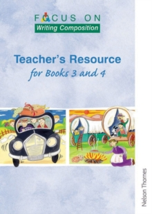 Image for Focus on Writing Composition - Teacher's Resource for Books 3 and 4