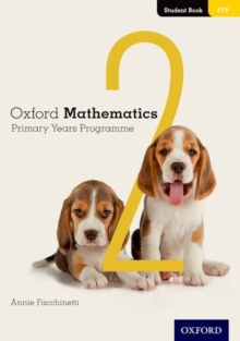 Image for Oxford mathematics primary years programmeStudent book 2