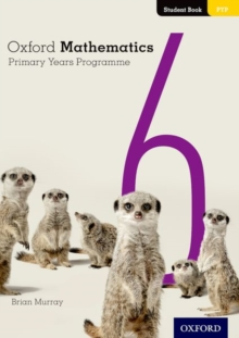 Image for Oxford mathematics primary years programmeStudent book 6
