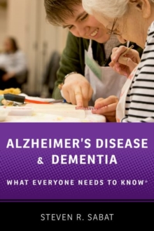 Image for Alzheimer's disease and dementia
