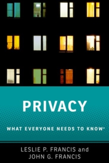 Image for Privacy  : what everyone needs to know