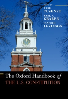 Image for The Oxford handbook of the U.S. Constitution