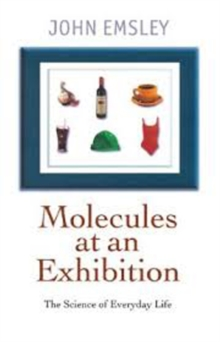 Image for Molecules at an exhibition: portraits of intriguing materials in everyday life