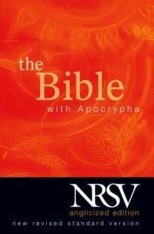 Image for The Holy Bible  : New Revised Standard Version