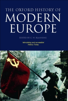 Image for The Oxford history of modern Europe