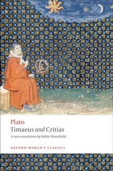 Image for Timaeus and Critias