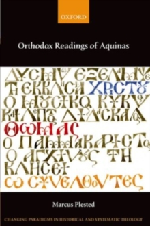 Image for Orthodox readings of Aquinas