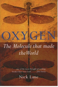 Image for Oxygen: The Molecule That Made the World