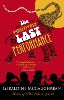 Image for The positively last performance
