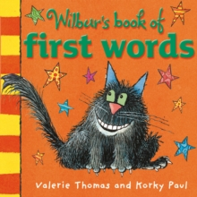 Image for Wilbur's book of first words