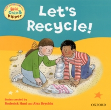 Let's recycle! - Hunt, Rod
