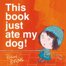 Image for This book just ate my dog!