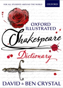 Image for Oxford illustrated Shakespeare dictionary