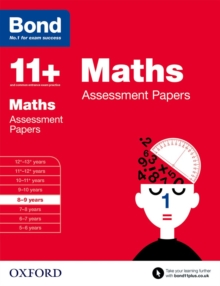 Image for Maths8-9 years: Assessment papers