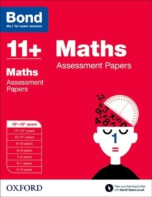 Image for Maths12-13 years,: Assessment papers