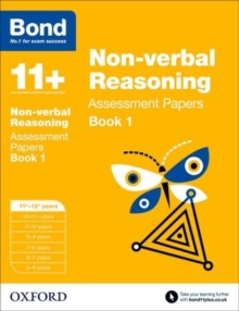 Image for Non-verbal reasoning.11-12 years,: Assessment papers