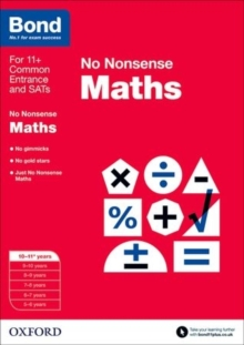 Image for No nonsense maths10-11 years