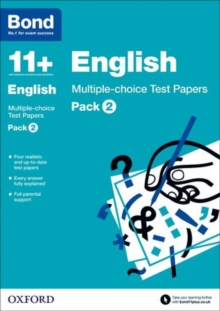 Image for English9-11 years,: Multiple-choice test papers
