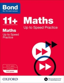 Image for Maths8-9 years,: Up to speed practice