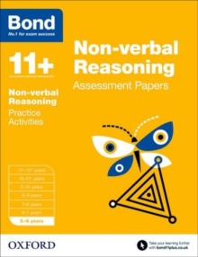 Image for Non-verbal reasoning5-6 years,: Assessment papers