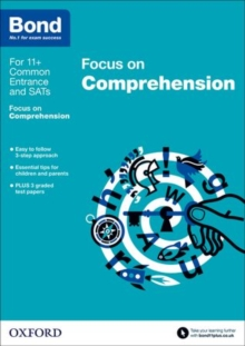 Image for Focus on comprehension9-11 years