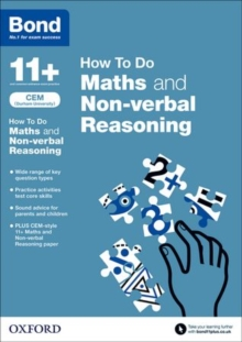 Image for How to do maths & non-verbal reasoning