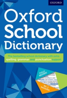 Image for Oxford school dictionary