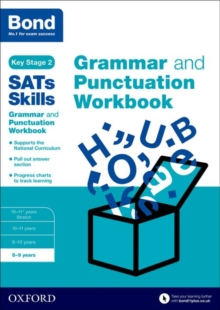 Image for Grammar and punctuation8-9 years,: Workbook