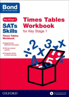 Image for Times tables workbook for Key Stage 1