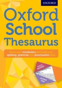 Oxford school thesaurus - Oxford Dictionaries