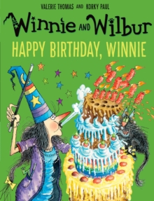 Image for Happy birthday, Winnie  : Valerie Thomas and Korky Paul