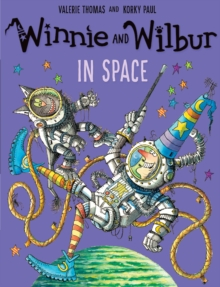 Image for Winnie and Wilbur in space