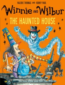 The haunted house - Thomas, Valerie