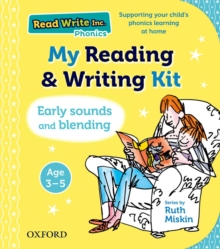 Read Write Inc.: My Reading and Writing Kit : Early sounds and blending -