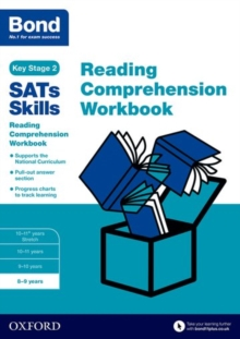 Image for Reading comprehension8-9 years,: Workbook