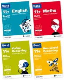 Bond 11+8-9 years bundle,: Assessment papers - Bond