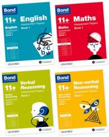 Image for Bond 11+10-11 years bundle,: Assessment papers