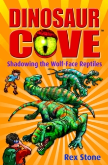 Image for Shadowing the wolf-face reptiles