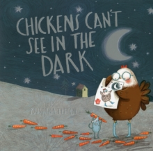 Image for Chickens can't see in the dark