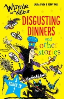 Image for Disgusting dinners and other stories