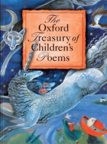 Image for The Oxford treasury of children's poems